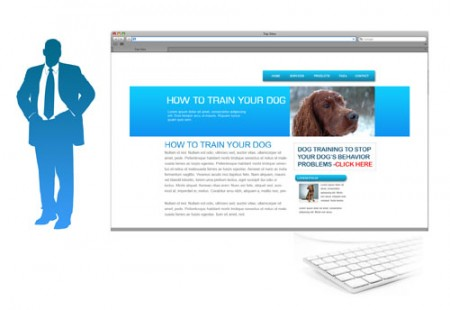 聯盟行銷者-利用部落格行銷網路賺錢:把握受訪者瀏覽網站,增加點選廣告機率